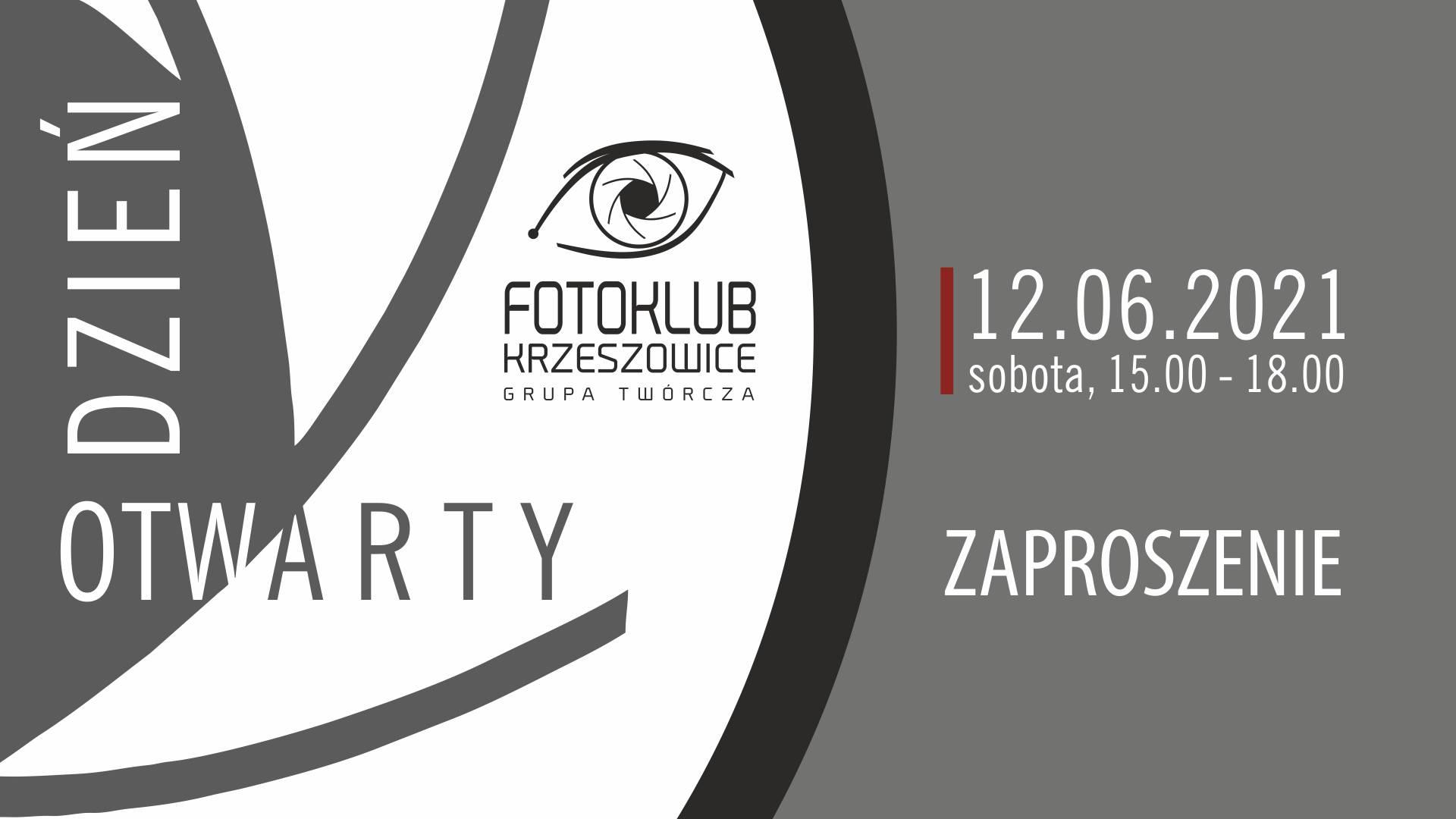 Dzień otwarty Fotoklubu Krzeszowice